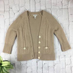 Banana Republic thick knit Cardigan Sweater